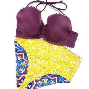 Victoria's Secret High Waisted Bikini